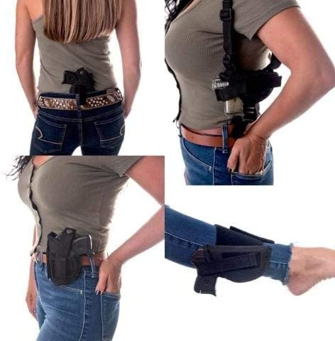 Gun Holster Buy 1 Weekly update get 3 Concealed I Ankle Soldering Shoulder Hip Free