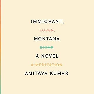 Immigrant, Montana audiobook cover art