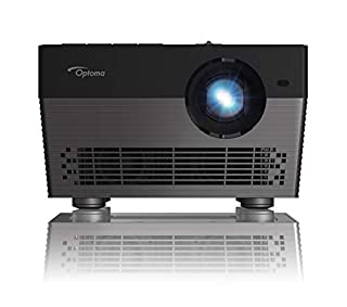 Optoma UHL55 4K LED Smart Projector with HDR, Bright 1500 lumens, Works with Alexa and Google Assistant, for Home Theaters and Outdoors, Auto Focus, Bluetooth Speaker Built in, Stream Netflix, Black (B07GY4T18M) | Amazon price tracker / tracking, Amazon price history charts, Amazon price watches, Amazon price drop alerts