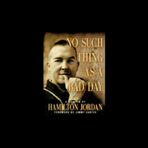 No Such Thing as a Bad Day audiobook cover art