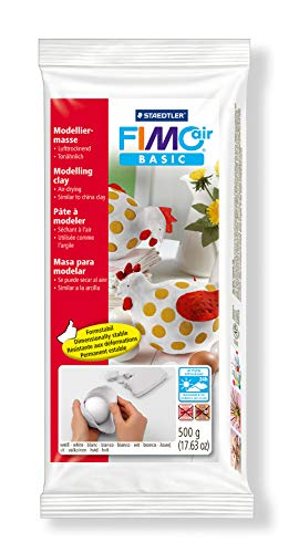 STAEDTLER 8100-0 - FIMO air basic, 500g