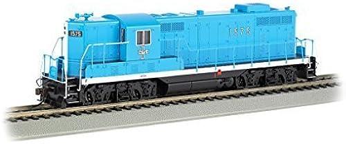 entrega de rayos Bachmann EMD GP7 Sound Sound Sound Value Equipped Locomotive - BOSTON & MAINE  1575 (McGinnis azul & negro) (HO Scale) by Bachmann Trains  tienda hace compras y ventas