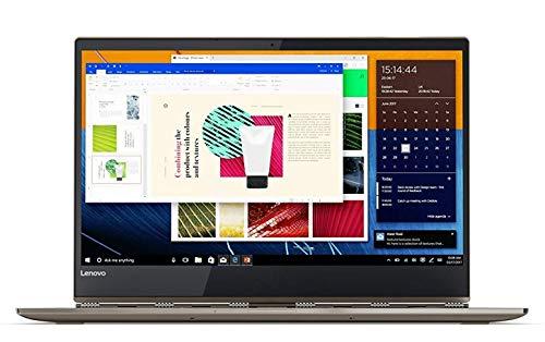 Lenovo Yoga 920 13.9-Inch LCD Laptop - (Platinum) (Intel i5-8250U 1.6 GHz, 8 GB RAM, 256 GB SSD, Intel HD 620 Graphics, Windows 10 Home)