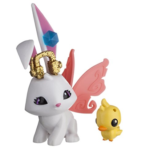 Animal Jam Sunny Bunny & Pet Ducky Figure 2-Pack
