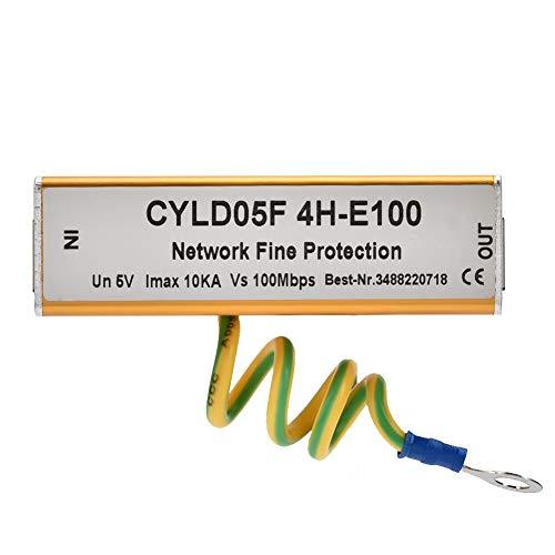 Ethernet Surge Protector, Varie Interfacce (rj, Db) Cavo Di Rete Integrato Multicanale Completo E Personalizzabile, Adatto Per La Protezione Di Apparecchiature Di Rete Per Computer, Router, Ecc. (5v)