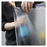 HEQIE-YONGP Film Wrap per Auto, Opaco PPF. Pellicola Protettiva Car Bumper Hood Protection Protection Sticker Anti Scratch Clear Color Film Self Healing (Size : 1.52x0.5m)