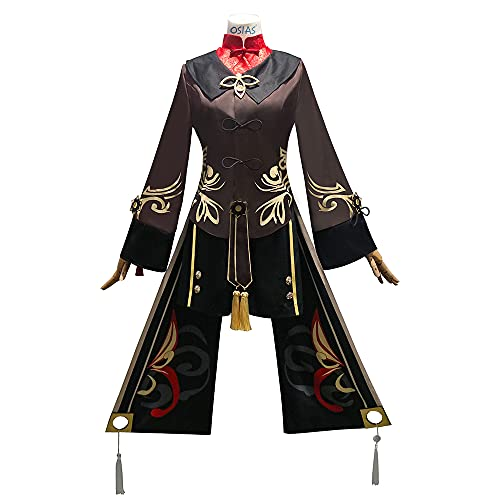 OSIAS Genshin Impact Entonces Personajes Anime Vestido...