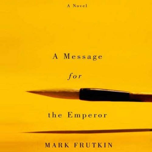 Message for the Emperor audiobook cover art