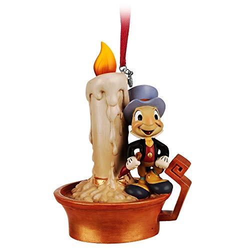 Figurine Disney JIMINY CRICKET et la bougie lumineuse - Décoration de Noël - 465061808338