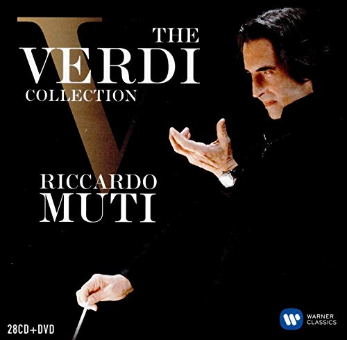 Verdi Collection [28 CD + 1 DVD]