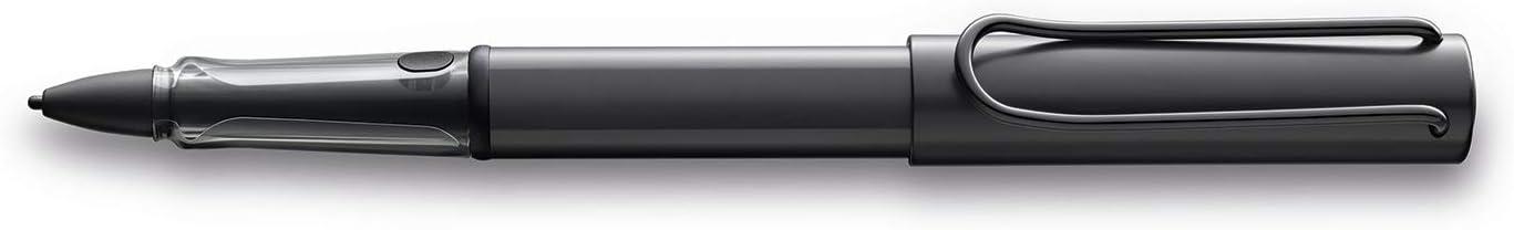 LAMY AL-Star Black EMR Stylus Digital Writing Instrument in Black Made of Aluminum, matt Black Anodized - Digital Input Pen for Tablets, Smartphones and notebooks