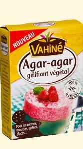 gélifiant végétal - Agar-agar Vahiné