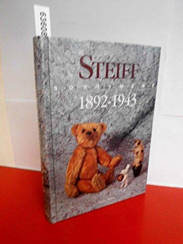 Steiff Sortiment 1892-1943