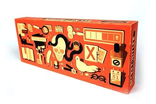 Preisvergleich Produktbild Oriental eLife Secret Hitler Brett-Kartenspiel EIN versteckter Identitäts-Kartenspiel für Party