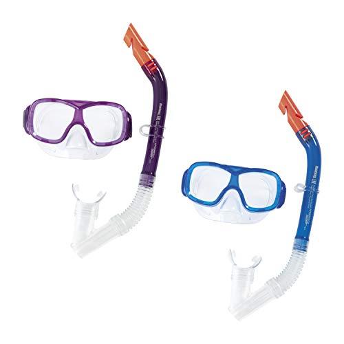 Bestway 24032 - Set Snorkel Máscara y Tubo Set Lucio a part