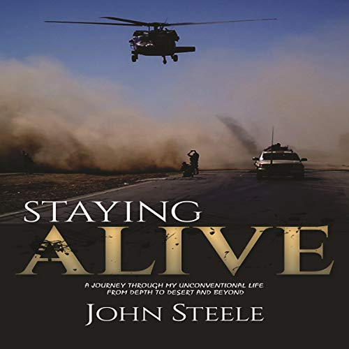 Staying Alive cover art