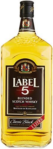 Label 5 Blended Whisky (1 x 1 l)