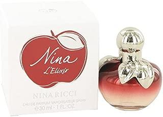 Nina L'Elixir by Nina Ricci Eau De Parfum Spray 1 oz for Women - 100% Authentic