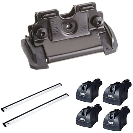Thule 4009 Mounting Kit Thule 753 Fixed Fitting Kit Thule 961100 Wing Bar 961 Roof Crossbar Rapid System Auto