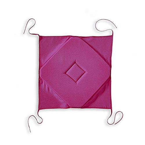 Today 261102 Galette Polyester Jus de Myrtille/Fuchsia 40 x 40 cm