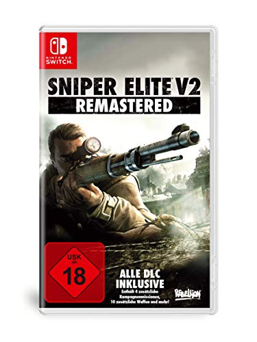 Sniper Elite V2 Remastered - [Nintendo Switch]