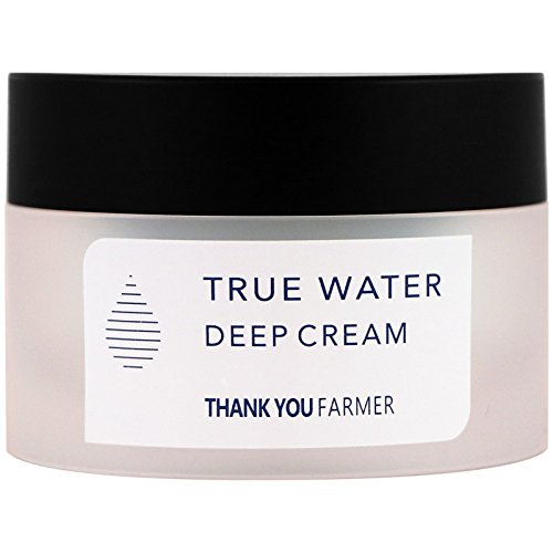 Thank You Farmer True Water Crema profunda para piel seca y normal, 50 ml