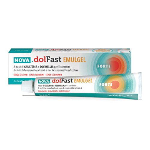 Nova Dol Fast Emulgel Forte - 0.05 kg