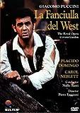 Puccini - La Fanciulla del West / Santi, Domingo, Neblett, Royal Opera Covent Garden
