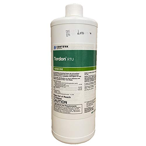 Tordon Rtu Specialty Herbicide 1 Qt Kills Woody Plants And...