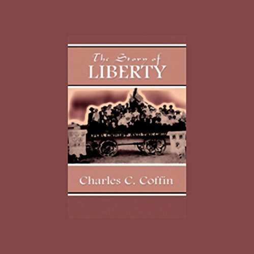 The Story of Liberty audiobook cover art