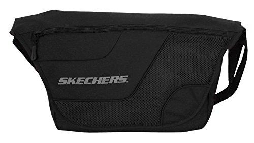 Skechers Messengertasche Connect Bag, schwarz, 70203.06