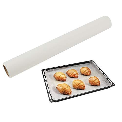 YOUTHLIKEWATER 5roll 5M perkament papier Antistick Roll Bakken Pan Liners Oven Safe Cookie Sheets Keuken Bakken Olie Papier