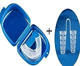 Digital Shoppy 1 Pc Anti Snoring Mouth Guard Stopper Mouthpiece Silicone &1 Pc