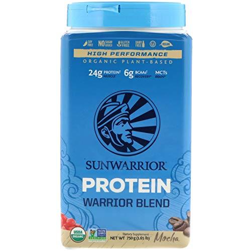 Sunwarrior Warrior Blend Mocha, 750 g