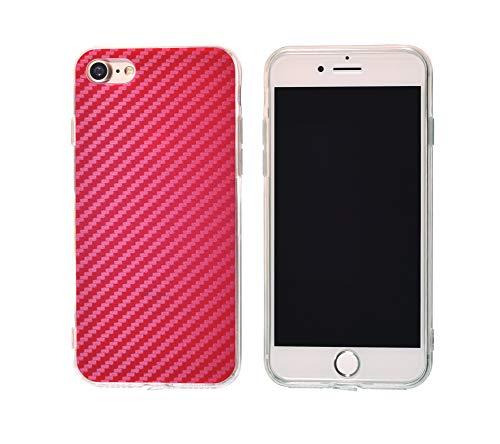 iShield PopUp Case voor iPhone 8/7 Ultra-lithe, hoogwaardige hybride siliconen TPU-Polycarbonaat smartphonehoesje voor iPhone 8/7, iPhone 8/7, Rood