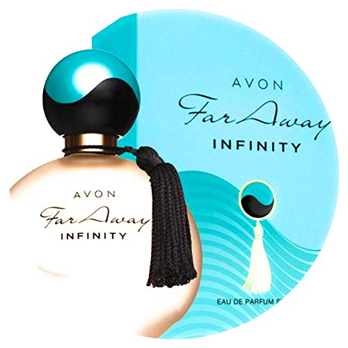 Avon Far Away Infinity Eau de Parfum Für Damen 50ml