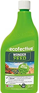 Ecofective Wonder Feed Concentrate 1L, Green, 10x6.5x28 cm