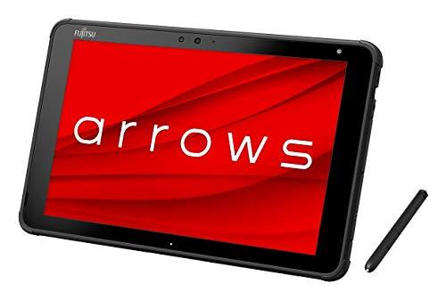 【公式】 富士通 タブレット arrows Tab QHシリーズ WQ2/E1 (Windows 10 Pro/10.1型ワイド液晶/Celeron/8GBメモリ/約128GB フラッシュメモリ/Officeなし/ブラック)AZ_WQ2E1_Z347/富士通WEB MART専用モデル