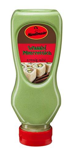 Händlmaier Wasabi Meerrettich (225g Squeezeflasche)