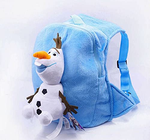 Mochila Suave Congelada Linda De La Felpa De Olaf 25Cm / 35Cm, Regalos De Cumpleaños De La Navidad para Los Niños
