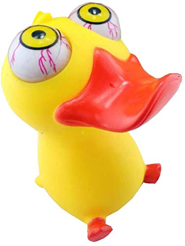 Kaptin Eye Popping Toy,Stress Relief Toy,Sensory Relief Toys - Great Gift for Kids, Suitable for Autism& ADHD (Duck)