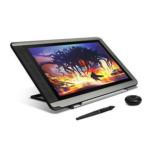Best Cheap Drawing Tablets With Screen - HUION KAMVAS 16 Digital Drawing Tablet with Screen