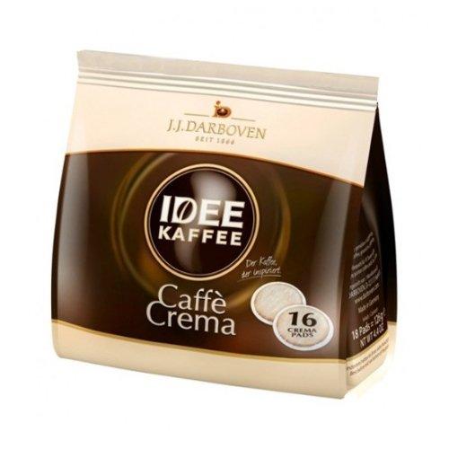 Idee Kaffee - Caffé Crema Pads - 16St/112g