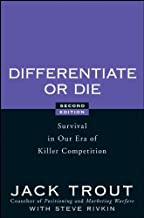 differentiate or die book