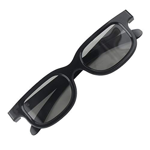 DBSUFV Zirkular polarisierende Passive Frau Mann 3D-Filmbrille für 3D-TV-Kinos