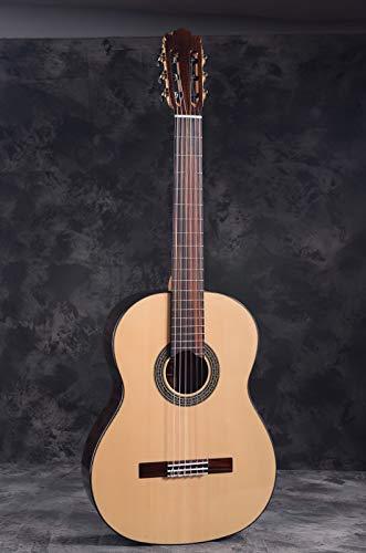 Klassische Gitarre MARTÍNEZ Spanisches Modell ES-06S Fichtendeckel.