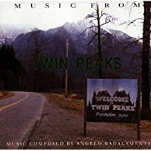 Twin Peaks (CD Album Angelo Badalmenti, 11 Tracks) Twin Peaks Theme / Laura Palmer's Theme / Audrey's Dance / The Nightingale / Freshly Squeezed / The Bookhouse Boys / Into The Night / Night Life In Twin Peaks / Dance Of The Dream Man / Love Theme From Twin Peaks etc..