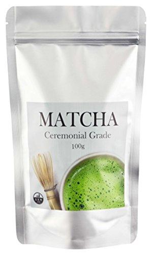 TÉ MATCHA – Ceremonial Grade ✮ 100 gr ✮ Polvo Matcha – en calidad...
