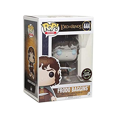 Gogowin Pop Movie : The Lord of The Rings - Frodo Baggins 3.9inch Vinyl Gift for Boys Fantasy Movie Fans