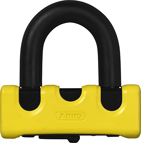 ABUS 67/105HB50_YELLOW Diebstahlsicherungen Power Granit Power XS 67, Yellow, 56995